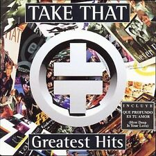 Greatest Hits by Take That (CD, Mar-1996, RCA)