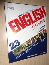 DVD LIBRO N° 23 ENGLISH FITNESS DIVERTITI AD ALLENARE IL TUO INGLESE CORRIERE