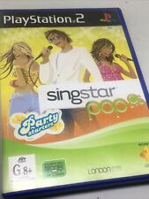 SingStar Pop - Sony PlayStation PS2 - PAL format - Complete