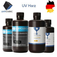 EU ANYCUBIC UV Plant-based / Rigid Resin for SLA Photon 3D Printer 500g / 1000g