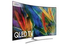 "Samsung QE55Q8CAM 55"" Q8C Curved QLED 4K Ultra HD Premium HDR 1500 Smart TV"