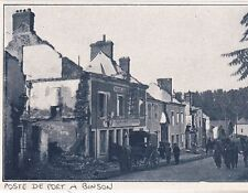 1919  --  PORT A BINSON  LE BUREAU DE POSTE DETRUIT   3E132