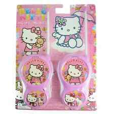 Walkie Talkies For Kids - BRAND NEW Toy Walkie Talkie Hello Kitty