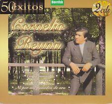 Cornelio Reyna 50 Exitos 2CDs CAJA DE CARTON New Nuevo sealed