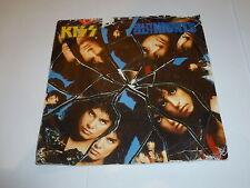 "KISS - Crazy Crazy Nights - 1987 UK vinyl 2-track 7"" vinyl single in sleeve"