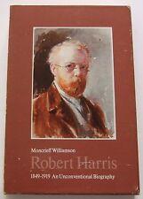 1970 ARTIST ROBERT HARRIS 1849-1919 CHARLOTTETOWN LONDON BOSTON ROYAL ACADEMY