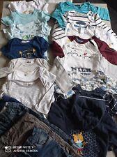 Baby Bekleidungspaket Junge gr.68/74