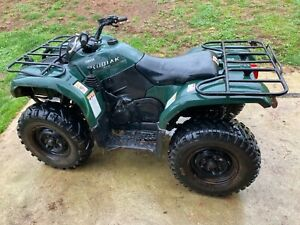 Yamaha Kodiak Quad / ATV 4x4