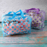 Bath Wash Case Storage Organizer Toiletry Bag Makeup Bags Travel Cosmetic Pouch