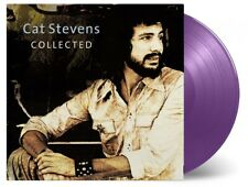 Cat Stevens - Collected COLOURED vinyl LP NEW/SEALED IN STOCK Best Of Gt Hits