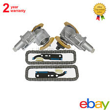 Pair Timing Chain Tensioner Fit Audi A4 A6 2.8 V6  078109087H + 078109088H