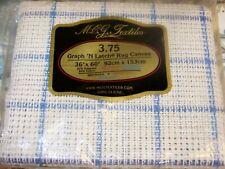 Mcg Textiles Graph 'N Latch Rug Canvas (3.75) 36�x 60� Nip Made in U.S.A