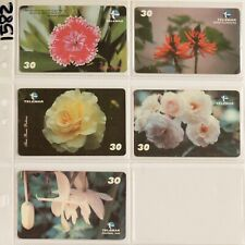 art.1582-n.5 telephons card, Telemar Brasil, Brasile-5k