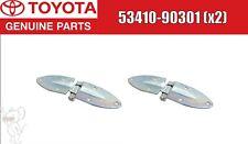 Toyota Genuine Land Cruiser FJ40 BJ40 69-86 Hood Hinges LH & RH Pair Set OEM