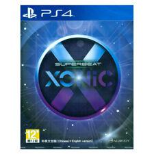 Superbeat Xonic PlayStation PS4 2017 English Chinese Factory Sealed