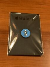 WWDC 2019 Apple RARE Magnet Pin Accessibility A11Y Collectible Rare Jacket Pins