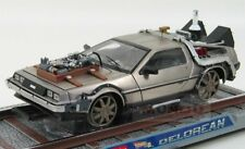 De Lorean Back To The Future 3 Ritorno Al Futuro 3 Sunstar 1:18 SS2714