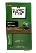 Thicker Fuller Hair Hair Loss Prevention Treatment Hair Growth 2 Count 1.7oz