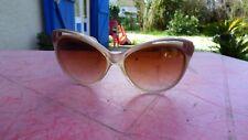 lunettes de soleil  vintage Norell n°52