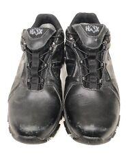 HAIX Black Eagle Athletic 10 Low Black Waterproof Tactical Athletic Shoes/US 7