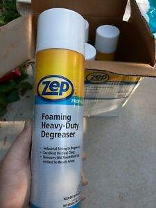 Zep Foaming Heavy Duty Degreaser