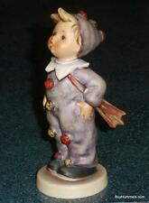 """Carnival"" Hummel Figurine #328 TMK4 German Goebel Clown - Christmas Gift!"