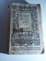 il Vangelo di Gesù sac. anzini soc.editrice internazionale 1928