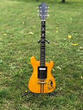 Phred Instruments Electric Guitar Wolph Neck thru