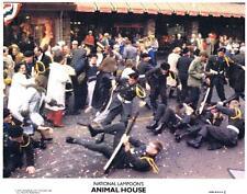 ANIMAL HOUSE -1978- Original 8x10 Mini Lobby Card #2 - Riot! - JOHN BELUSHI