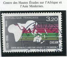 STAMP / TIMBRE FRANCE OBLITERE N° 2412 ETUDE AFRIQUE ASIE