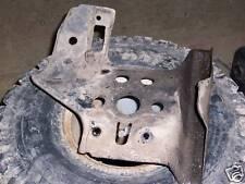 honda trx200sx trx 200sx  rear axle skid plate trx200
