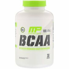 MusclePharm  Essentials  BCAA  240 Capsules