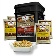 Wise Food 01-160 60 Serving Grab and Go Bucket Survival Food