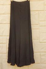 Vintage Antique 30s Black Maxi Skirt /Long Skirt