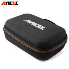 For AD410 Code OBD2 Scanner Car Engine Diagnostic Nylon Zipper Portable Bag Case