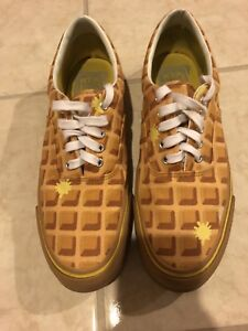 RARE BBC Ice Cream Season 6 Waffle Deck Shoes FIRST COLORWAY EVER RELEASED!!