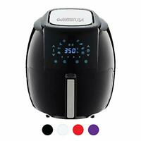 GoWISE USA 1700-Watt 5.8-QT 8-in-1 Digital Air Fryer  Assorted Sizes , Colors