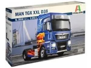 Italeri 3916 1/24 Man Tgx Xxl D38