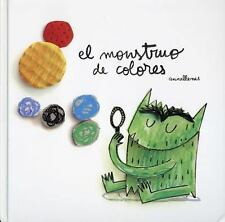 El Monstruo de Colores = The Color Monster (Hardback or Cased Book)