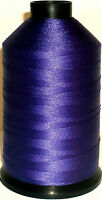 STRONG BONDED NYLON THREAD 60'S, 4000MTR, UPHOLSTERY  ASSORTED COLOURS, FREE P&P