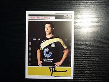 DHB EM-Kader 2008  Autogrammkarte   Torsten Jansen / Handball