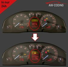 Audi A4 S4 B5 8D FIS Display LCD MFA Pixelfehler Reparatur Tacho defekt