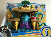 Imaginext Aquaman Playset New In Box Aquaman Range