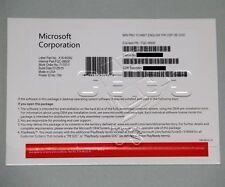 ~New Sealed Microsoft Windows 10 Pro Professional 64bit DVD & Product Key & PC~