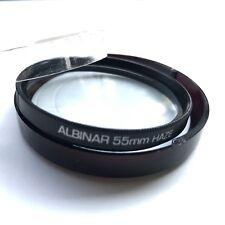 Albinar Haze 55mm Camera Lens Filter with Case