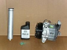 NEW AC COMPRESSOR KIT 2003-2007 SUBARU FORESTER 2.5, 2004-2006 SUBARU BAJA 2.5