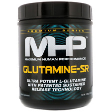 NEW MAXIMUM HUMAN PERFORMANCE LLC GLUTAMINE-SR 12 HOUR SUSTAINED RELEASE DAILY