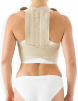 Medical Posture Corrector Upper Back Support Thoracic Clavicle Kyphosis Brace