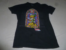 THE LEGEND OF ZELDA WINDWAKER HD SHIRT SIZE L NINTENDO SHORT SLEEVE BLACK WII U