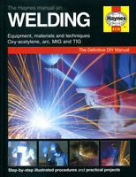 Welding Manual by Haynes - How to weld